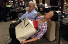 Instagram account details the plight of men trapped in shopping hell