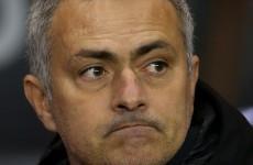 Jose Mourinho takes swipe at 'boring' Arsenal