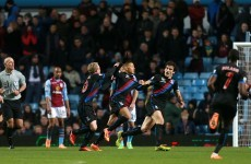 Premier League wrap: Palace out of the drop zone after huge win