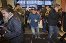 Retailers delighted after 'superb' first day of winter sales