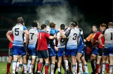 As it happened: Munster v Connacht, Pro12