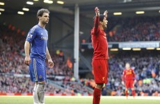 5 talking points ahead of today's Chelsea-Liverpool game