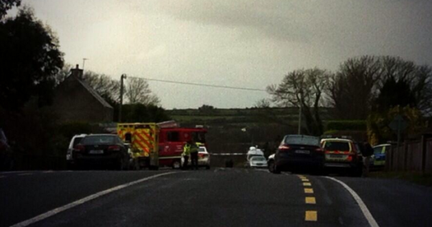 Gardaí exchange fire with man barricaded in parents' house