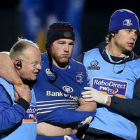Sean O'Brien a big Six Nations doubt as he dislocates shoulder