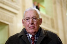 Ian Paisley admitted to hospital for tests