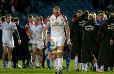 Ulster players still enjoying Christmas judging by 'lethargic' loss to Leinster -- Anscombe