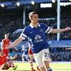 Seamus Coleman hits the net again to help Everton defeat Southampton