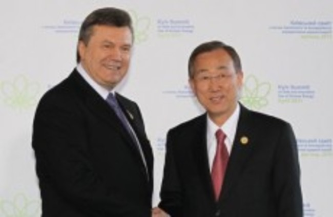 Nuclear energy needs a 'global rethink': UN chief