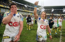 Just the 70 home wins in a row for Clermont Auvergne