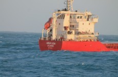 Rescue efforts begin for giant ship adrift off Cork coast