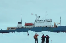 Attempt to rescue science ship stranded in Antarctica since Christmas fails