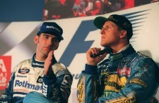 Michael Schumacher's old foe Damon Hill 'praying' for stricken F1 star