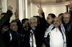 Israel frees 26 Palestinian prisoners under peace talks