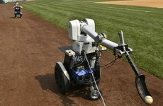 Computer says no: Robot to throw out first pitch at Phillies game