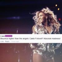 Dublin radio listeners outraged over the inclusion of Beyoncé on icon list