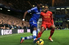 I should have seen red, admits Eto'o