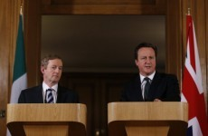 Kenny and Cameron unite in 'disappointment' after failure of Haass talks