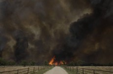In photos: Wildfires continue to rage in Texas