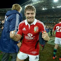 French media reporting that Leigh Halfpenny has signed for Toulon