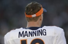 NFL will probably take away Peyton Manning's record because of this play