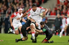 Ulster 'Bulldozer' Nick Williams backed to smash down Munster walls