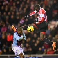 Villa back on track with win at Sunderland