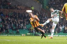 Celtic see off Thistle in Glasgow derby