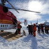 Stranded Antarctic passengers finally rescued from stuck ship