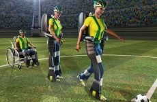 Official World Cup kick-off could be taken by teen in a mind-controlled exoskeleton