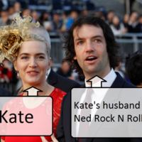 """Kate Winslet not giving baby stupid name because she's a """"f**king grown up""""... It's The Dredge"""