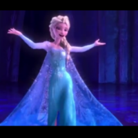 Four year old singing Disney songs will make everything better