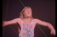 Def Leppard are delighted and flattered that One Direction ripped off their song