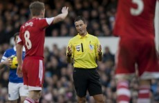 Saints angered after Clattenburg cleared of 'abusing and insulting' Adam Lallana