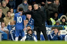 'The sales finished in London yesterday' says Mourinho on Mata's Chelsea future