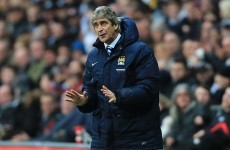'Players are always trying to cheat' - Pellegrini
