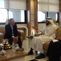 Taoiseach and Jobs Minister kick off Gulf trade mission in Saudi Arabia