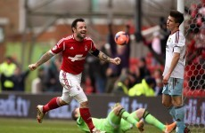 Watch: Andy Reid completes Forest's FA Cup rout against West Ham