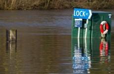 Man dies as storms batter UK