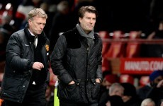Moyes laments missed chances as Manchester United fall at first hurdle