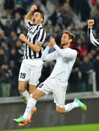 Serie A: Slick Juve too good for Roma