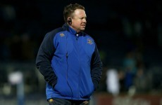 No glitz and glamour but O'Connor happy with Leinster win