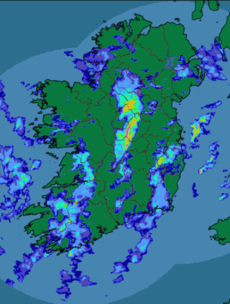 Met Éireann extends weather warning as wind picks up across country