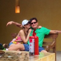 Has Charlie Sheen married his pornstar girlfriend? He thinks so... it's The Dredge