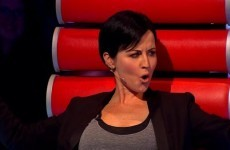 Dolores O'Riordan went down a storm with The Voice of Ireland viewers