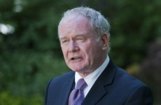 McGuinness claims 'extreme loyalism' is setting the unionist agenda on Haass proposals