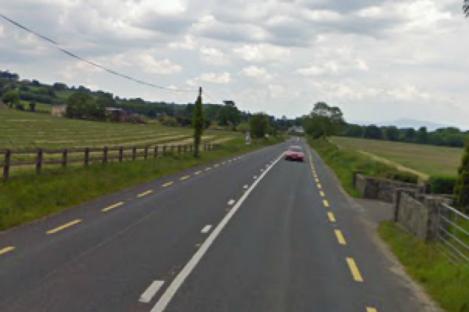 The N72 between Killarney and Killorglin (File photo)