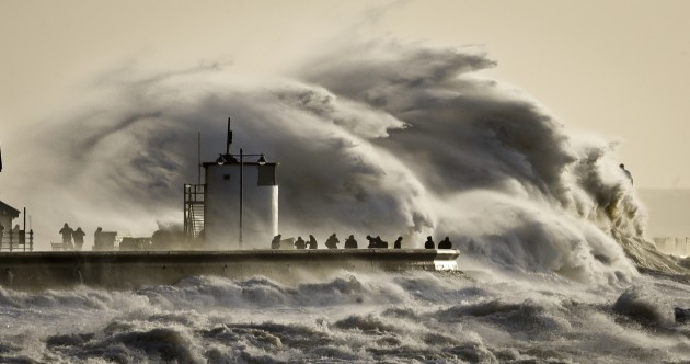 Here they are, the best wave photos of the week