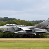 British fighter jet flies using 3D printed parts
