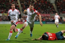 Cave: Home quarter-final the driving force for Ulster