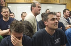 Workers at Goodyear tyre factory in France take bosses captive
